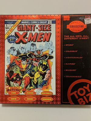 Marvel Comics X-Men set of 2 Action Figure Collections for Sale in Frederick, MD