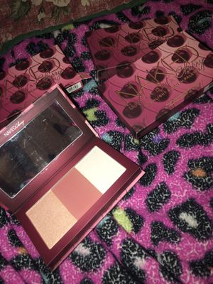 Naked Urban Decay Cherry Highlight & Blush Palette for Sale in Salt Lake City, UT