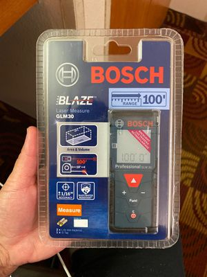 Blaze laser tape measure for Sale in Denver, CO