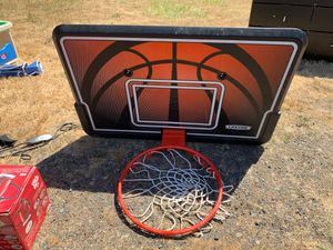 Big Hanging Basketball Hoop for Sale in Gig Harbor, WA