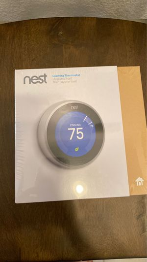 Nest thermostat for Sale in Riverbank, CA