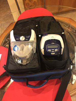 ResMed S8 Elite & 3i HumidAire CPAP machine for Sale in Nuevo, CA