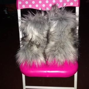 Fur Boots Little Girls for Sale in Shaker Heights, OH