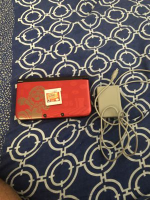 Nintendo 3DS XL New Super Mario Bros 2 Limited Edition for Sale in Pembroke Pines, FL