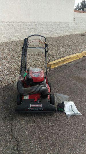 Craftsman 6.5 HP 4 in 1 lawnmower for Sale in Chandler, AZ