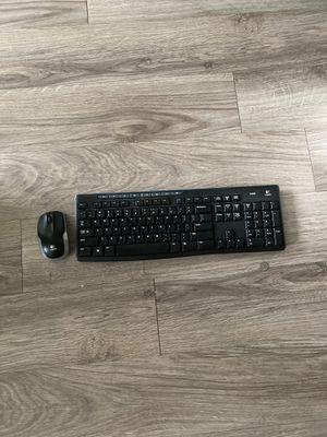 Wireless keyboard and mouse Logitech K260 for Sale in Jacksonville, FL
