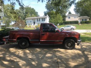 1992 C 1500 Chevy Silverado for Sale in Joliet, IL