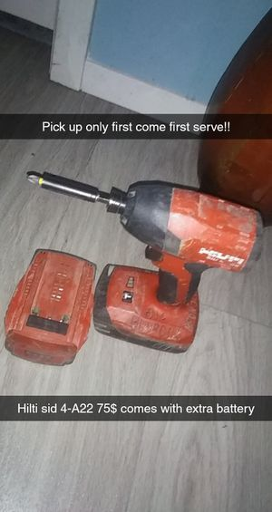 Power drill for Sale in Fresno, CA