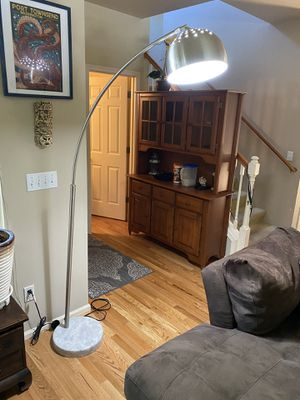 Arc Floor Lamp for Sale in Redmond, WA