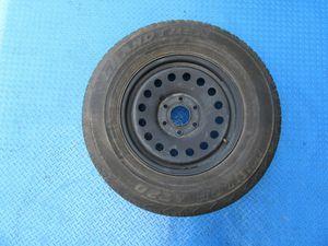 "16"" GMC Savana Yukon Chevy Tahoe Silverado steel wheel rim tire #6322 for Sale in Hallandale Beach, FL"