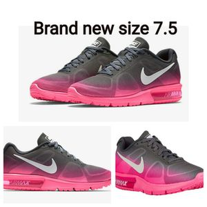 Nike Air max pink grey ombre shoes for Sale in Cambridge, MA
