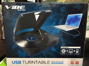 VIBE Sound record player for Sale in Coral Springs, FL