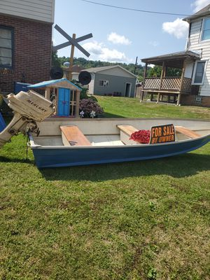12 foo t boat for Sale in Beaver Falls, PA