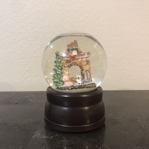 Christmas Holiday Snow Globe for Sale in Los Angeles, CA
