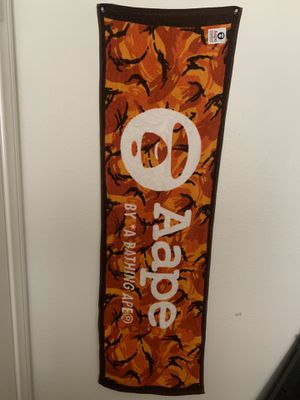 Aape by Bape towel for Sale in Chula Vista, CA