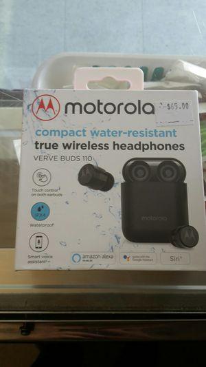 Motorola wireless headphones for Sale in Phoenix, AZ
