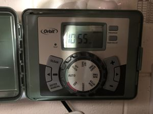 Orbit Sprinkler Timer for Sale in Sanford, FL