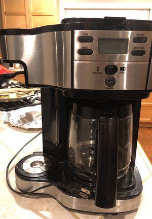 Almost new Hamilton beach coffee maker for Sale in Renton, WA