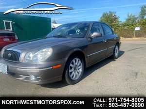 2002 HYUNDAI SONATA GLS 112k MILES ~ AUTOMATIC ~ CLEAN TITLE! for Sale in Portland, OR