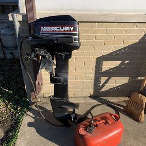 10 Hp Outbord Motor for Sale in Schaumburg, IL