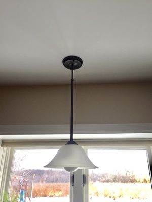 Light pendant for Sale in Long Grove, IL