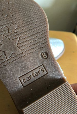 Carters girl shoes size 8 for 13$ - brand new for Sale in Franklin, TN