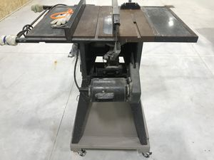"""10"""" Table Saw for Sale in Clear Lake, IA"""
