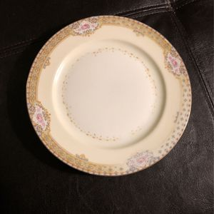 Two (2) Royal Embassy China AKRON Salad Plates for Sale in Tacoma, WA
