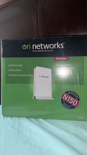 N150 WiFi Router (N150R) for Sale in Tamarac, FL