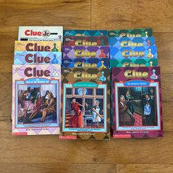 Lot Of 14 Clue Books For Kids for Sale in Huntington Beach,  CA
