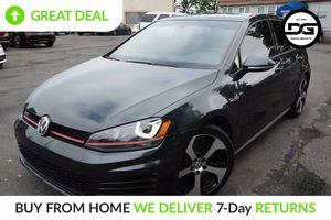 2016 Volkswagen Golf GTI for Sale in Woodbridge Township, NJ