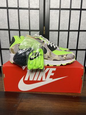 Nike airmax 90 green Camo for Sale in Olney, MD