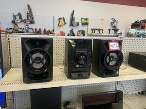 Sony Home Stereo System for Sale in Pflugerville, TX