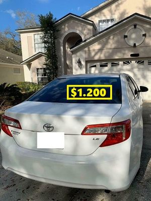 🍀$12OO🍀URGENT For sale🍀2013 toyota camry🍀Excellent Clean Title🍀 for Sale in San Diego, CA