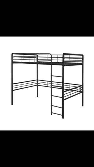 Used, Full sized loft bed for Sale for sale  Brooklyn, NY