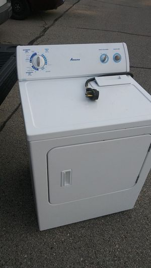 Amana electric dryer for Sale in Newport, MI