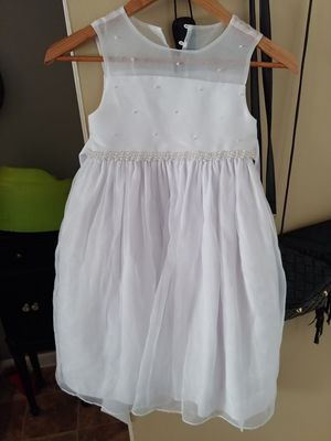 Flower girl dress, wedding, little girl size 8 for Sale in Columbus, OH