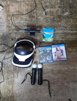 Playstation 4 VR for Sale in Taunton, MA