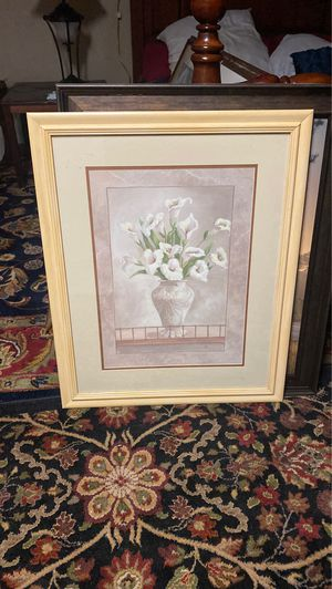 Flower Pot Painting for Sale in Columbus, OH