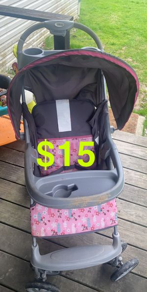 Strollers, swing, car for Sale in Apollo, PA