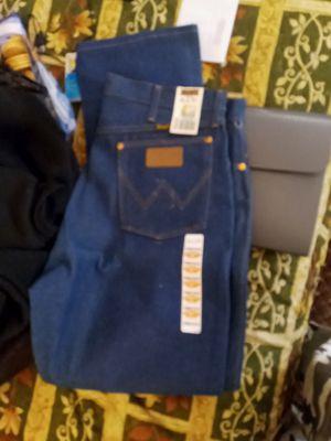 Brand new wranglers size 38\33 for Sale in Wichita, KS