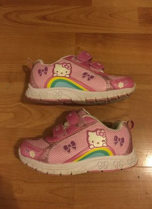 Hello Kitty toddler size 10c for Sale in Pflugerville, TX