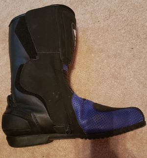 Motorcycle Boots Size 14 for Sale in Ellenwood, GA