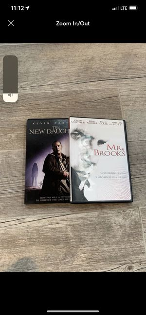 Kevin Costner DVD's for Sale in East Providence, RI