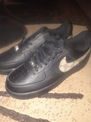 GUCCI AIR FORCE 1 for Sale in Detroit, MI
