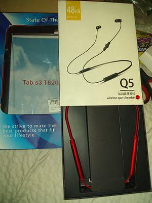 Samsung Galaxy tab bundle for Sale in Oak Park, MI