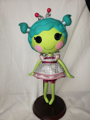 """Lalaloopsy doll 12"""" for Sale in Zanesville, OH"""