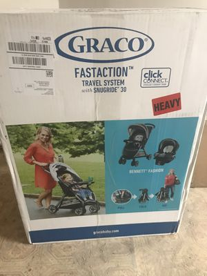 Stroller and car seat set for Sale in Chicago, IL