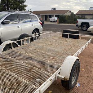 Utility Trailer 77x-12 for Sale in Chandler, AZ