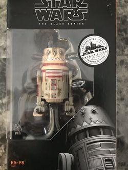 Star Wars Black Series R5-P8 for Sale in Carson,  CA